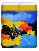 Abstract 363604 Duvet Cover
