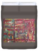 Abstract 403 Duvet Cover