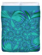 Abstract 404 Duvet Cover