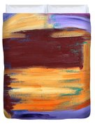 Abstract 413 Duvet Cover