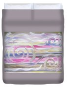 Abstract 436 Duvet Cover