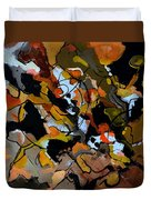 Abstract 446190 Duvet Cover