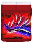 Abstract #45 Duvet Cover