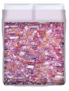 Abstract 467 Duvet Cover
