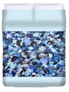 Abstract 517 Duvet Cover