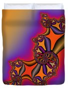Abstract 54 Duvet Cover