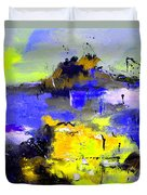 Abstract 55442233 Duvet Cover
