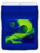 Abstract 6 Duvet Cover