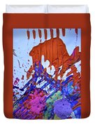 Abstract 6497 Duvet Cover