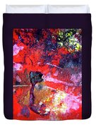 Abstract 6539 Duvet Cover