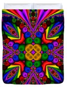 Abstract 659 Duvet Cover