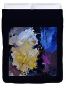 Abstract 660101 Duvet Cover