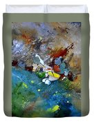 Abstract 66018002 Duvet Cover