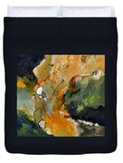 Abstract 66018012 Duvet Cover
