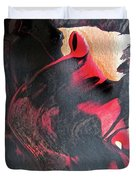 Abstract 6606 Duvet Cover
