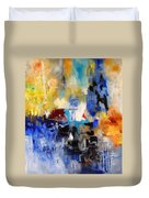 Abstract 69070 Duvet Cover