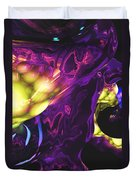 Abstract 7-25-09 Duvet Cover