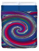 Abstract 7 Duvet Cover