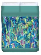 Abstract 700 Duvet Cover