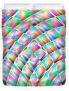 Abstract 713 Duvet Cover