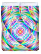 Abstract 722 Duvet Cover