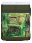 Abstract 742 Duvet Cover