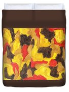 Abstract 746 Duvet Cover