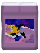 Abstract 760170 Duvet Cover