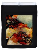 Abstract 780707 Duvet Cover