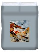 Abstract 780708 Duvet Cover