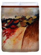 Abstract 7861 Duvet Cover