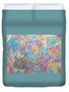 Abstract 801 Duvet Cover