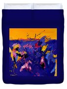 Abstract 880160 Duvet Cover