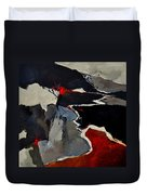 Abstract 881110 Duvet Cover
