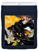 Abstract 8811601 Duvet Cover