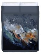 Abstract 8821901 Duvet Cover