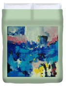 Abstract 889011 Duvet Cover