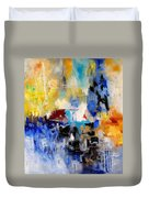 Abstract 900003 Duvet Cover