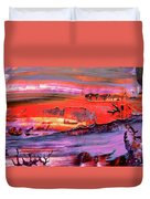 Abstract 9032 Duvet Cover