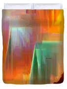Abstract 9364 Duvet Cover