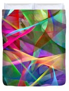 Abstract 9488 Duvet Cover
