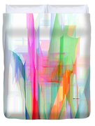 Abstract 9501-001 Duvet Cover