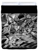 Abstract 9637 Duvet Cover