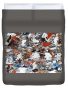 Abstract 971 Duvet Cover