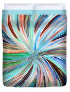 Abstract A331716 Duvet Cover