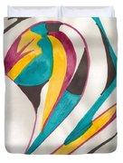 Abstract Art 105 Duvet Cover