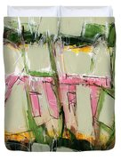 Abstract Art Fifty-six Duvet Cover
