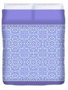 Abstract Art - Lavender Duvet Cover