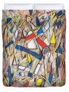 Abstract Art Seven Duvet Cover