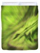 Abstract Aurora Duvet Cover
